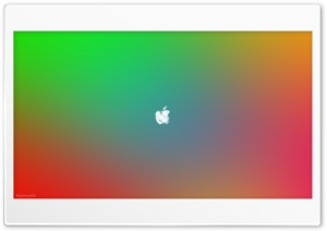 Mac Flat HD Wide Wallpaper for Widescreen