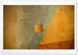 Mac Orange HD Wide Wallpaper for Widescreen