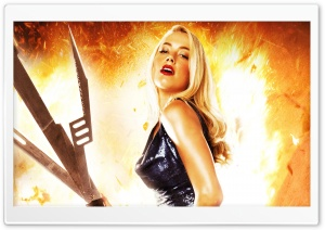 Machete Kills Amber Heard HD Wide Wallpaper for Widescreen