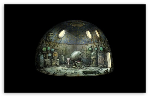 Machinarium Game HD wallpaper for Standard 4:3 5:4 Fullscreen UXGA XGA SVGA QSXGA SXGA ; Wide 16:10 5:3 Widescreen WHXGA WQXGA WUXGA WXGA WGA ; HD 16:9 High Definition WQHD QWXGA 1080p 900p 720p QHD nHD ; Other 3:2 DVGA HVGA HQVGA devices ( Apple PowerBook G4 iPhone 4 3G 3GS iPod Touch ) ; Mobile VGA WVGA iPhone iPad PSP Phone - VGA QVGA Smartphone ( PocketPC GPS iPod Zune BlackBerry HTC Samsung LG Nokia Eten Asus ) WVGA WQVGA Smartphone ( HTC Samsung Sony Ericsson LG Vertu MIO ) HVGA Smartphone ( Apple iPhone iPod BlackBerry HTC Samsung Nokia ) Sony PSP Zune HD Zen ; Tablet 2 Android ;