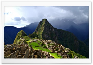 Machu Picchu HD Wide Wallpaper for 4K UHD Widescreen desktop & smartphone