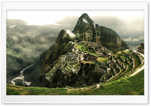 Machu Picchu Lost City Of The Incas HD Wide Wallpaper for 4K UHD Widescreen desktop & smartphone