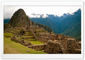 Machu Picchu Peru HD Wide Wallpaper for Widescreen
