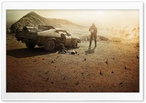Mad Max Fury Road 2015 HD Wide Wallpaper for Widescreen