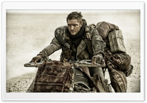 Mad Max Fury Road Tom Hardy 2015 HD Wide Wallpaper for Widescreen