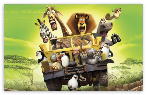 Madagascar 2 HD wallpaper for Wide 16:10 5:3 Widescreen WHXGA WQXGA WUXGA WXGA WGA ; HD 16:9 High Definition WQHD QWXGA 1080p 900p 720p QHD nHD ; Standard 4:3 5:4 3:2 Fullscreen UXGA XGA SVGA QSXGA SXGA DVGA HVGA HQVGA devices ( Apple PowerBook G4 iPhone 4 3G 3GS iPod Touch ) ; Tablet 1:1 ; iPad 1/2/Mini ; Mobile 4:3 5:3 3:2 16:9 5:4 - UXGA XGA SVGA WGA DVGA HVGA HQVGA devices ( Apple PowerBook G4 iPhone 4 3G 3GS iPod Touch ) WQHD QWXGA 1080p 900p 720p QHD nHD QSXGA SXGA ;