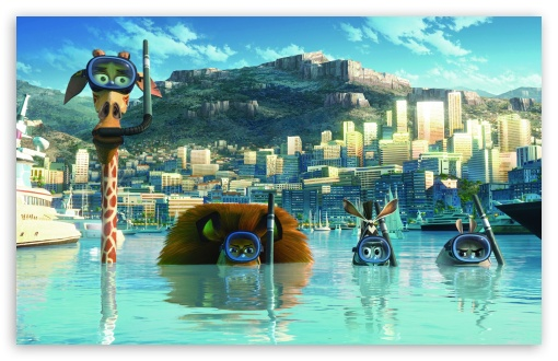 Madagascar 3 Europe's Most Wanted HD wallpaper for Wide 16:10 5:3 Widescreen WHXGA WQXGA WUXGA WXGA WGA ; HD 16:9 High Definition WQHD QWXGA 1080p 900p 720p QHD nHD ; Standard 4:3 3:2 Fullscreen UXGA XGA SVGA DVGA HVGA HQVGA devices ( Apple PowerBook G4 iPhone 4 3G 3GS iPod Touch ) ; iPad 1/2/Mini ; Mobile 4:3 5:3 3:2 16:9 - UXGA XGA SVGA WGA DVGA HVGA HQVGA devices ( Apple PowerBook G4 iPhone 4 3G 3GS iPod Touch ) WQHD QWXGA 1080p 900p 720p QHD nHD ;