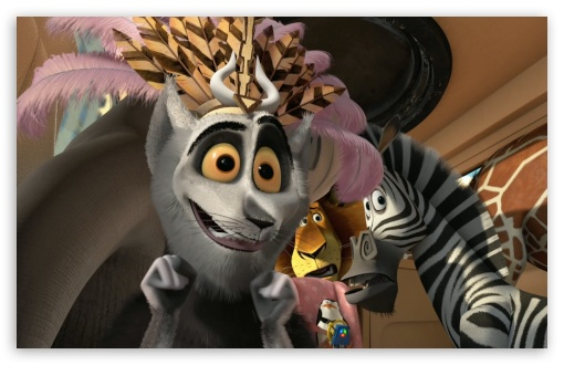 Madagascar 3 Europe's Most Wanted King Julien XIII HD wallpaper for Wide 16:10 5:3 Widescreen WHXGA WQXGA WUXGA WXGA WGA ; HD 16:9 High Definition WQHD QWXGA 1080p 900p 720p QHD nHD ; Standard 4:3 5:4 3:2 Fullscreen UXGA XGA SVGA QSXGA SXGA DVGA HVGA HQVGA devices ( Apple PowerBook G4 iPhone 4 3G 3GS iPod Touch ) ; iPad 1/2/Mini ; Mobile 4:3 5:3 3:2 16:9 5:4 - UXGA XGA SVGA WGA DVGA HVGA HQVGA devices ( Apple PowerBook G4 iPhone 4 3G 3GS iPod Touch ) WQHD QWXGA 1080p 900p 720p QHD nHD QSXGA SXGA ;