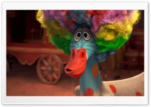 Madagascar 3 Europe's Most Wanted Marty HD Wide Wallpaper for Widescreen