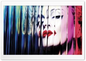 Madonna MDNA Ultra HD Wallpaper for 4K UHD Widescreen desktop, tablet & smartphone