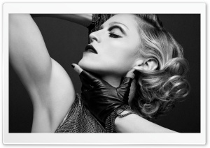 Madonna Wild Girl HD Wide Wallpaper for Widescreen