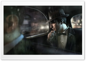 Mafia 2 HD Wide Wallpaper for 4K UHD Widescreen desktop & smartphone