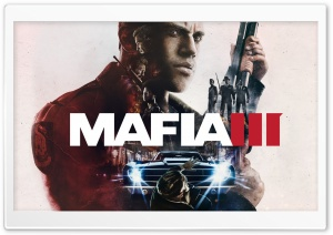 Mafia 3 Game HD Wide Wallpaper for 4K UHD Widescreen desktop & smartphone