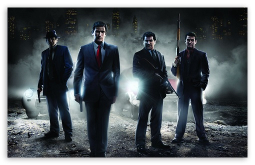 Download Mafia 2 Hd Wallpaper Wallpapers Printed