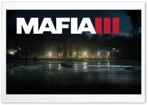 Mafia 3 HD Wide Wallpaper for 4K UHD Widescreen desktop & smartphone