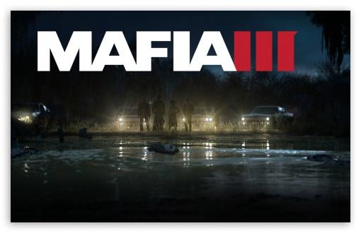 Mafia 3 Ultra Hd Desktop Background Wallpaper For 4k Uhd Tv