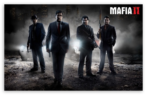 Mafia Ii 4k Hd Desktop Wallpaper For 4k Ultra Hd Tv