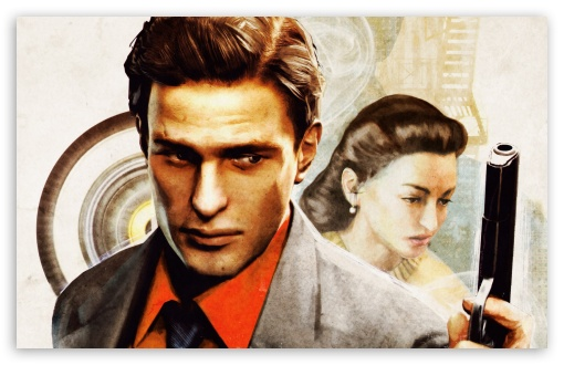 Mafia II Artwork HD wallpaper for Wide 16:10 5:3 Widescreen WHXGA WQXGA WUXGA WXGA WGA ; HD 16:9 High Definition WQHD QWXGA 1080p 900p 720p QHD nHD ; Standard 3:2 Fullscreen DVGA HVGA HQVGA devices ( Apple PowerBook G4 iPhone 4 3G 3GS iPod Touch ) ; Mobile 5:3 3:2 16:9 - WGA DVGA HVGA HQVGA devices ( Apple PowerBook G4 iPhone 4 3G 3GS iPod Touch ) WQHD QWXGA 1080p 900p 720p QHD nHD ;