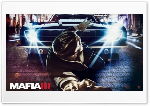 Mafia III 2016 Game HD Wide Wallpaper for Widescreen
