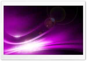 Magenta Light HD Wide Wallpaper for Widescreen