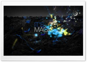 Magic HD Wide Wallpaper for 4K UHD Widescreen desktop & smartphone