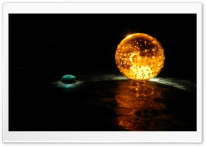 Magic Balls Chayan HD Wide Wallpaper for Widescreen