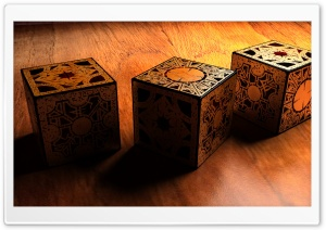 Magic Cubes HD Wide Wallpaper for 4K UHD Widescreen desktop & smartphone