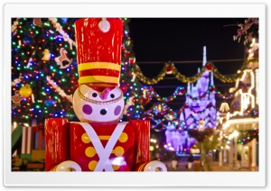 Magic Kingdom Toy Soldier HD Wide Wallpaper for Widescreen