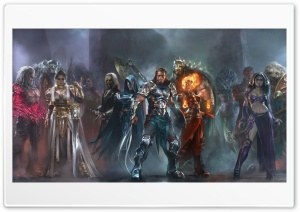 Magic The Gathering   Duels of the Planeswalkers 2012 HD Wide Wallpaper for Widescreen