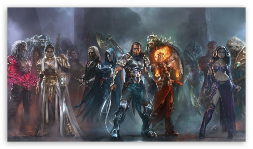 Magic The Gathering   Duels of the Planeswalkers 2012 HD wallpaper for HD 16:9 High Definition WQHD QWXGA 1080p 900p 720p QHD nHD ; UHD 16:9 WQHD QWXGA 1080p 900p 720p QHD nHD ; iPad 1/2/Mini ; Mobile 4:3 5:3 3:2 16:9 - UXGA XGA SVGA WGA DVGA HVGA HQVGA devices ( Apple PowerBook G4 iPhone 4 3G 3GS iPod Touch ) WQHD QWXGA 1080p 900p 720p QHD nHD ;