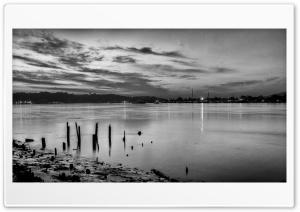 Mahakam River Ultra HD Wallpaper for 4K UHD Widescreen desktop, tablet & smartphone