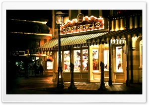 Main Street Noir HD Wide Wallpaper for Widescreen