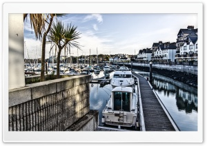 Malahide, Ireland HD Wide Wallpaper for Widescreen