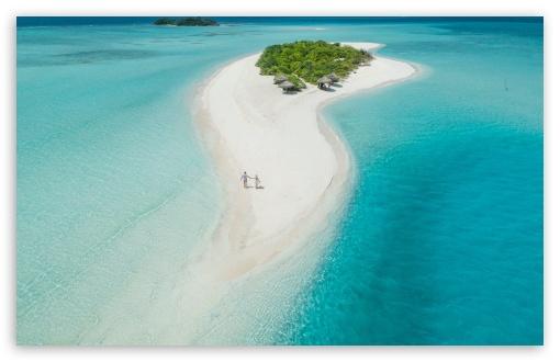 Download Maldives Wedding UltraHD Wallpaper