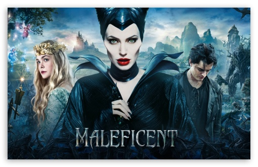 Maleficent Movie 2014 Hd Ipad Iphone Wallpapers: Maleficent 2014 4K HD Desktop Wallpaper For • Wide & Ultra