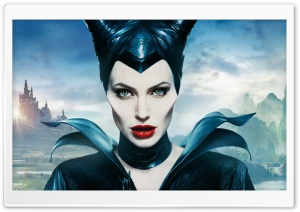 MALEFICENT HD Wide Wallpaper for Widescreen
