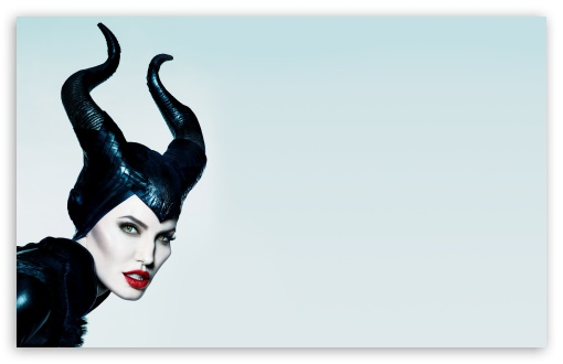 Maleficent Movie 2014 Hd Ipad Iphone Wallpapers: Maleficent Angelina Jolie 2014 4K HD Desktop Wallpaper For