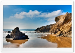 Malibu Beach, California, United States HD Wide Wallpaper for Widescreen