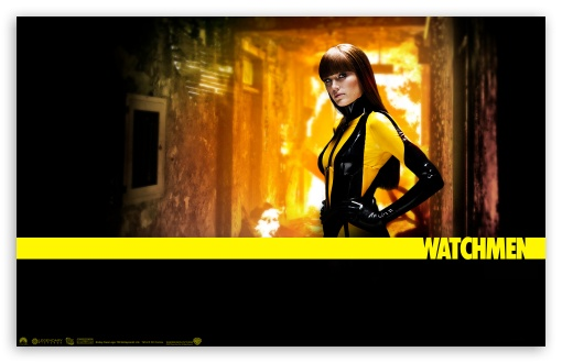 Malin Akerman As Silk Spectre In Watchmen UltraHD Wallpaper for Wide 16:10 5:3 Widescreen WHXGA WQXGA WUXGA WXGA WGA ; 8K UHD TV 16:9 Ultra High Definition 2160p 1440p 1080p 900p 720p ; Mobile 5:3 16:9 - WGA 2160p 1440p 1080p 900p 720p ;
