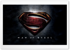 Man of Steel (2013) Ultra HD Wallpaper for 4K UHD Widescreen desktop, tablet & smartphone