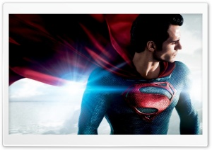 Man of Steel HD Wide Wallpaper for Widescreen