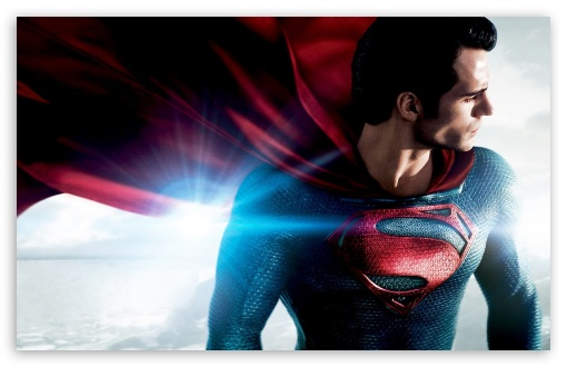 Man of Steel HD wallpaper for Standard 4:3 5:4 Fullscreen UXGA XGA ...