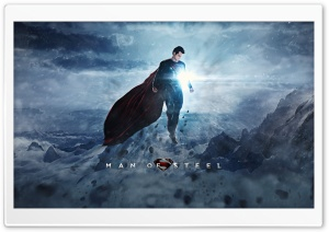 Man Of Steel HD Wide Wallpaper for 4K UHD Widescreen desktop & smartphone