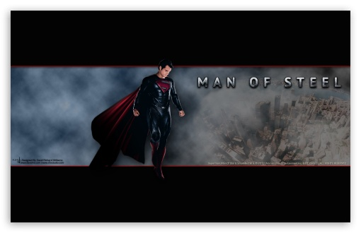 Man Of Steel - Metropolis HD wallpaper for Wide 16:10 5:3 Widescreen WHXGA WQXGA WUXGA WXGA WGA ; HD 16:9 High Definition WQHD QWXGA 1080p 900p 720p QHD nHD ; Mobile 5:3 16:9 - WGA WQHD QWXGA 1080p 900p 720p QHD nHD ;