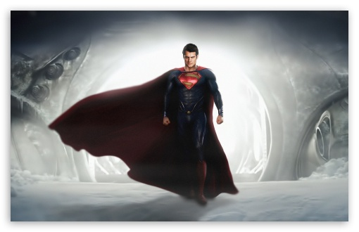 Man of Steel HD HD wallpaper for Standard 4:3 5:4 Fullscreen UXGA XGA ...