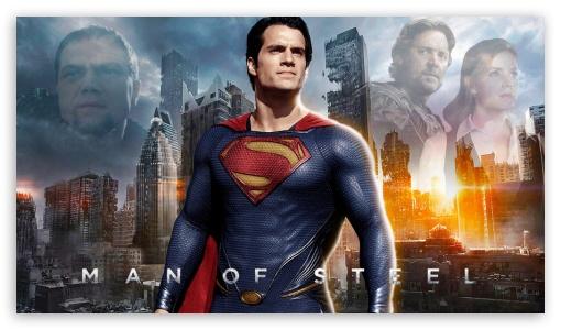 man of steel hd 1080p wallpaper