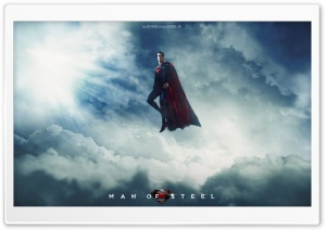 Man Of Steel Wallpaper by Visuasys HD Wide Wallpaper for 4K UHD Widescreen desktop & smartphone