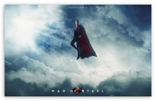 Man Of Steel Wallpaper Widescreen