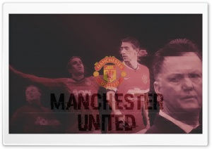 Manchester United HD Wide Wallpaper for Widescreen
