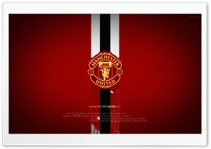 Manchester United HD Wide Wallpaper for 4K UHD Widescreen desktop & smartphone